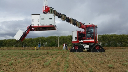 New Phenomobile at Agrophen
